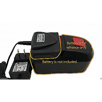 DrillMaster Automatic Battery Charger 18 Volt  NiCd 18v 68420