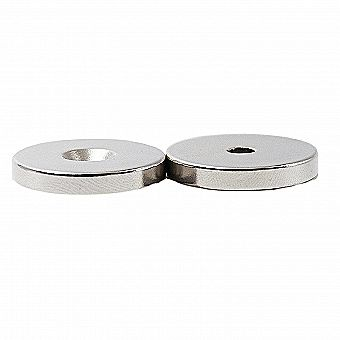 Rare Earth Neodymium Magnets 2pc Set Utility/Tool Holder