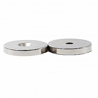 Rare Earth Neodymium Magnets 2pc Set Utility/Tool Holder