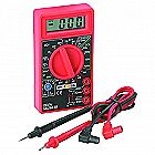Digital Multimeter Voltage Resistance Current Diode Transistor Battery Tester