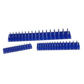Blue Kobalt 3-Piece Socket Storage Tray mm 0393409