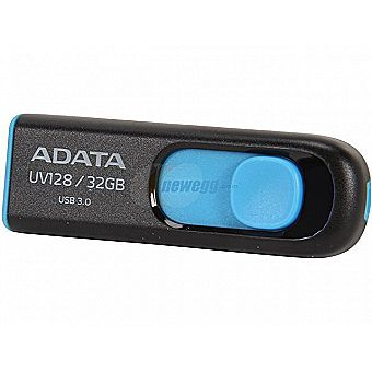 ADATA DashDrive Series 32GB USB 3.0 Flash Drive AUV128 - 32G