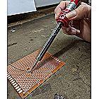 10 pc 7cm x 9cm Prototype Circuit Solder Breadboard Protoboard For DIY Soldering