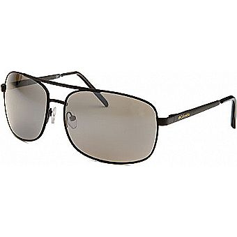 Columbia Men's Aviator Polarized Sunglasses - Black - CBC800-C02-64-14