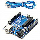 Arduino Uno R3 Microcontroller Development Board ATmega328 DIP A000066