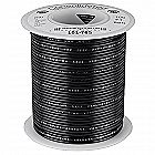 Consolidated Wire 22 AWG (Gauge) Black Solid Hook