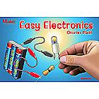 Make: Easy Electronics Kit Bundle - Component Pack & Book by Charles Platt