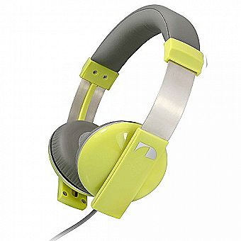 Nakamichi Amplified Stereo Headphones NK2000 Yellow