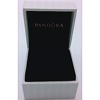 Pandora Authentic Square Charm Gift Box
