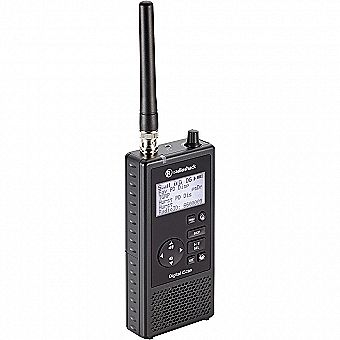 RadioShack Pro-668 Handheld iScan Digital Trunking Scanner