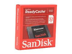 SanDisk SSD 32gb ReadyCache Solid State Drive