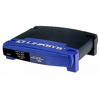 Used Cisco-Linksys BEFSR11 Cable/dsl Router with 1-PORT
