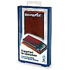 DigiPower JS-CC100-RD Charge Card for Smartphones Red