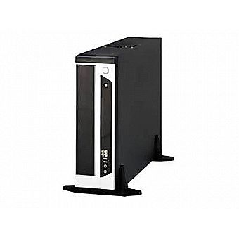 Apex DM-317 Slim uATX Case w/ 300W Power Supply