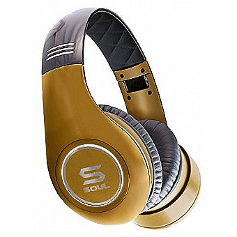 SOUL by Ludacris SL300GGC High Definition Noise Canceling Headphones