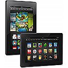 Amazon - Kindle Fire HD 7 - 16GB - Black