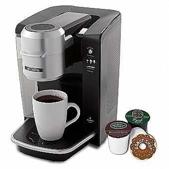 Mr. Coffee Single Serve Coffee Brewer for use with Keurig K-Cups