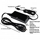 Premium AC Adapter for Micron Transport X1000