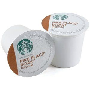 Starbucks K-Cups for Keurig Coffee Machines 12 KCups