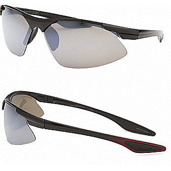 Columbia Men's Sport Polarized Sunglasses - Black - CBC701-C01-77-11