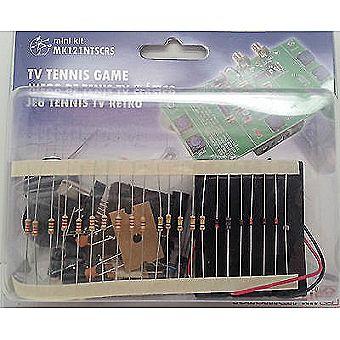 Velleman Mini Kit MK121NTSCRS TV Tennis Game Kit  Do it Yourself!
