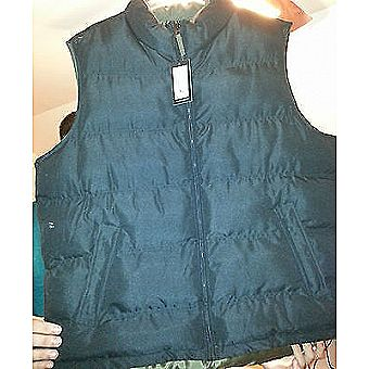 Stylish Weatherproof Men's Puffer Vest XL
