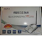 Alfa AWUS036H 1000mW Long Range 802.11bg USB Wireless Adapter