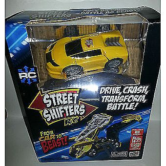 Street Shifters Yellow  RC Car Battle Beast Interactive Toy Concepts