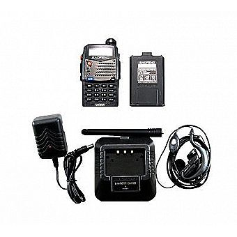 Baofeng UV-5RA Ham Two Way Radio Dual-Band Transceiver