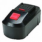 Drill Master 18v Battery Pack - 18 volt rechargeable NI-CD NICD 68413