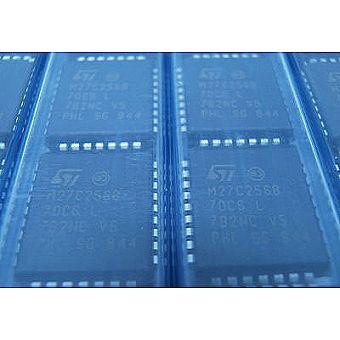 ST 27c256b-70c6 EPROM 256k 32kx8 70ns 27c256b m27c256 5v plcc-32 OTP