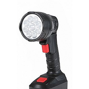 Drill Master 18v Flashlight Pivoting LED Rechargable Bare Tool
